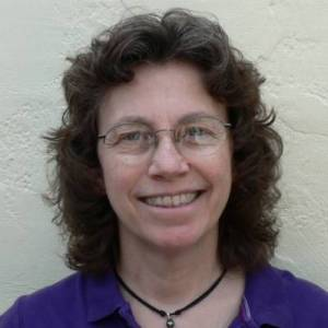 Picture of presenter Linda Burkhart